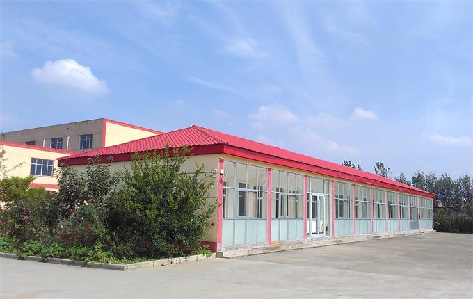 金德新材料办公区